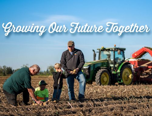 Growing Our Future Together–Online Auction April 6-10
